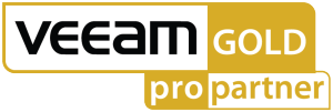 Veeam ProPartner Gold